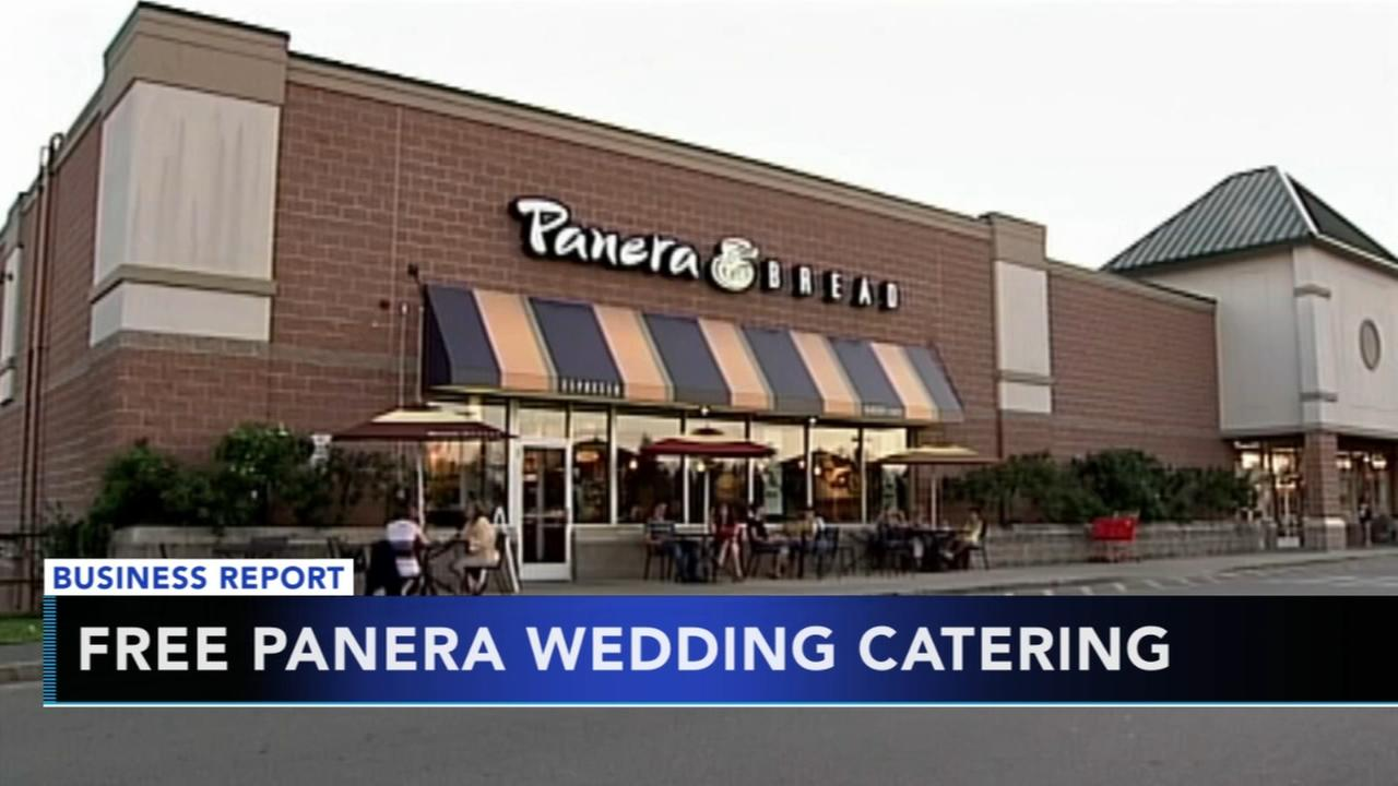 Panera offering free wedding catering for engaged couples