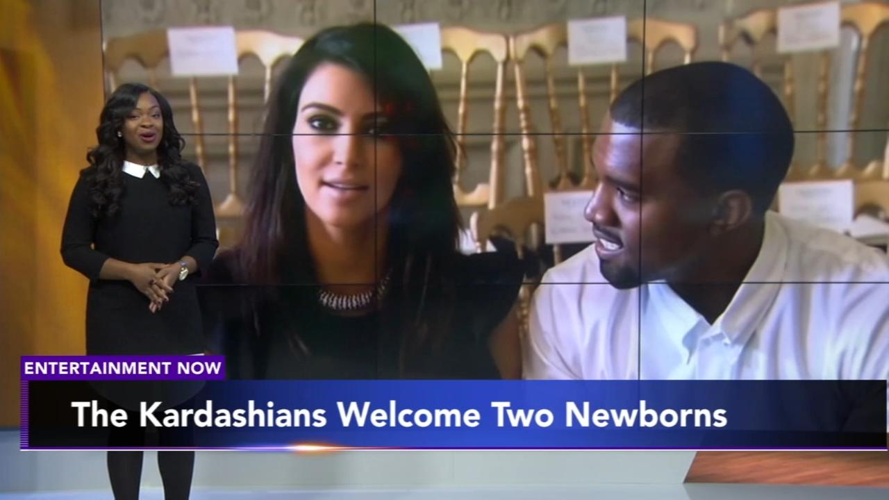 Entertainment Now: Kardashian takeover