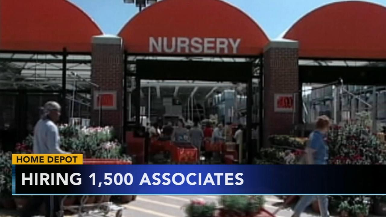 Job openings planned at Home Depot, Lowes