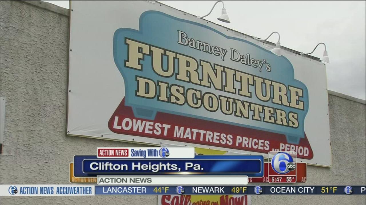 VIDEO: Saving with 6abc: Up to 70 percent off furniture