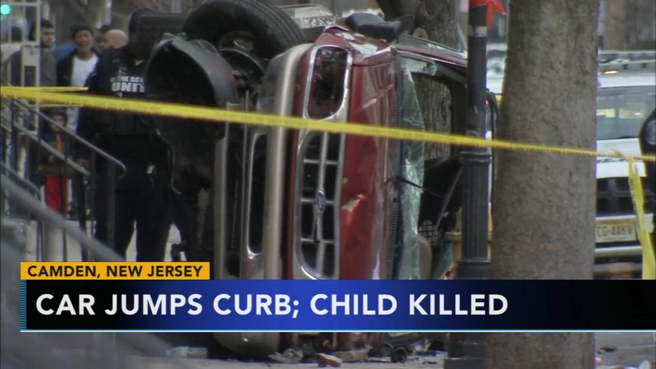 Child struck and killed in Camden