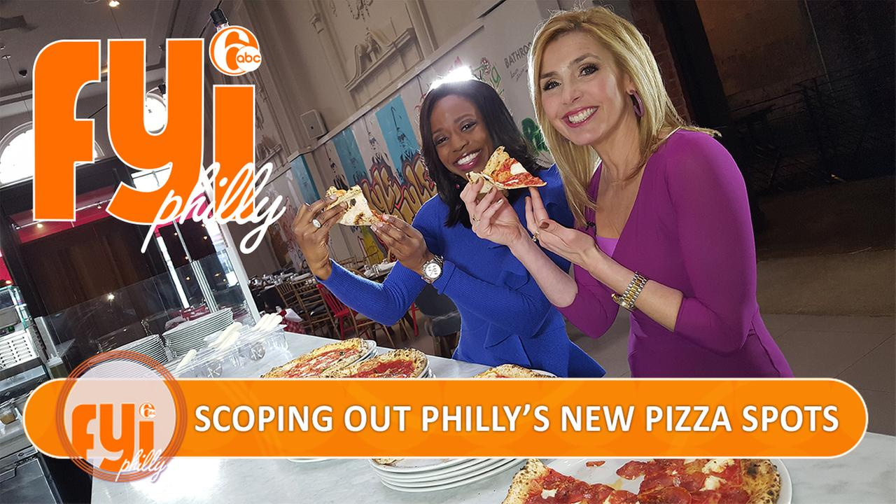 Scoping out great pizza around Philly, Jersey's bustling beer scene