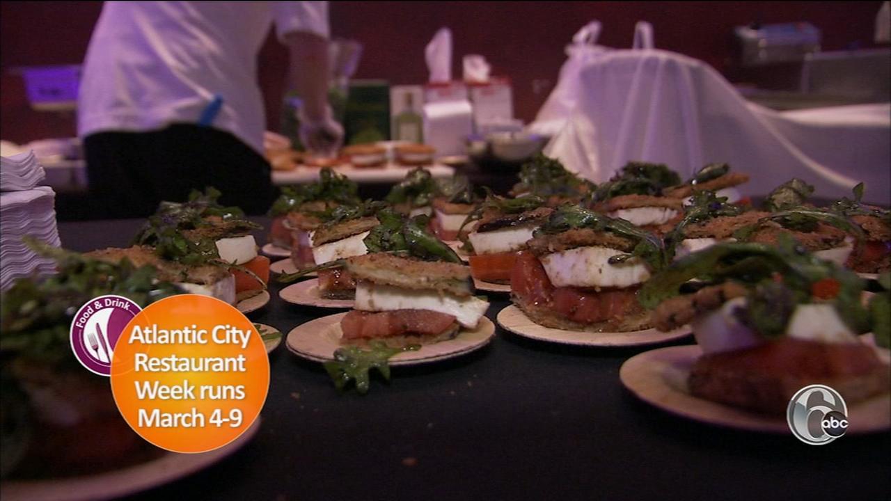 FYI Philly: Restaurant Week in A.C.