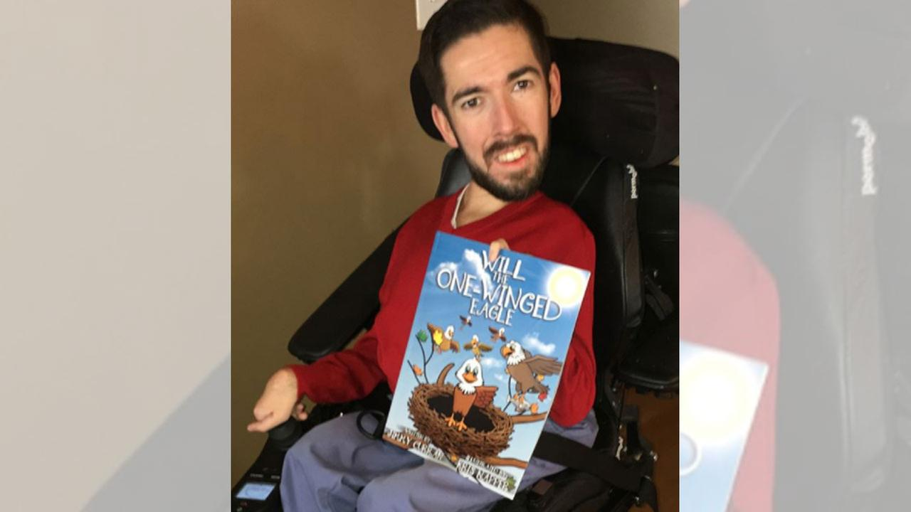 28-year-old Jimmy Curran has been using a wheelchair since he was very young and has battled misconceptions since childhood about what people with disabilities can accomplish.