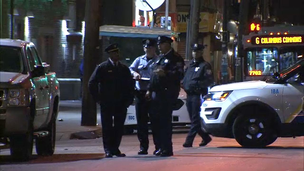 Teen critical after shooting in West Philadelphia