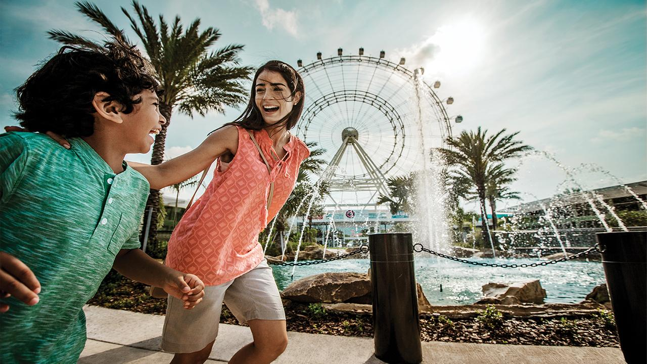 "Eleven theme-park experiences that are ""uniquely Orlando"""