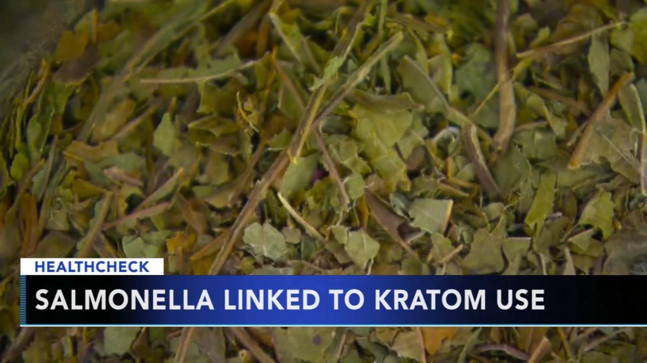 CDC links kratom supplement to salmonella outbreak