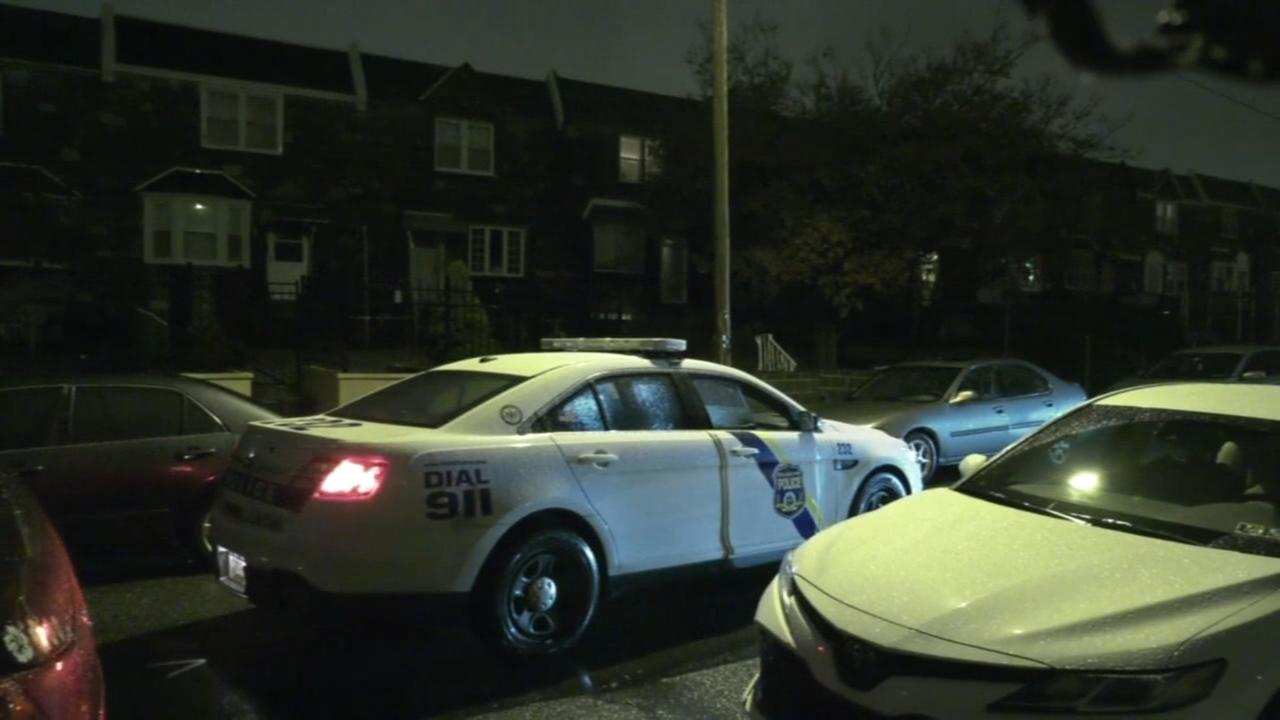 Home invasion in Oxford Circle