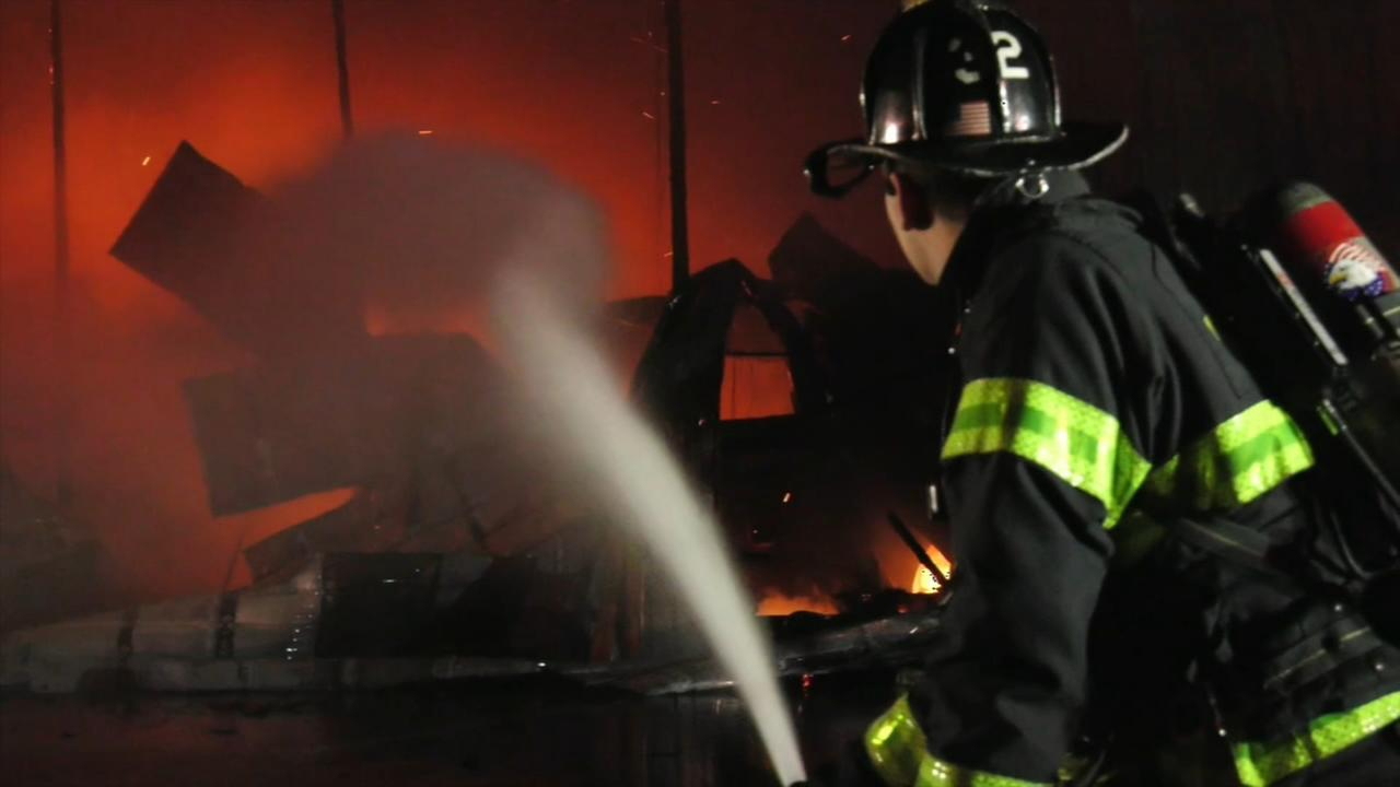 Clases resume following school bus fire