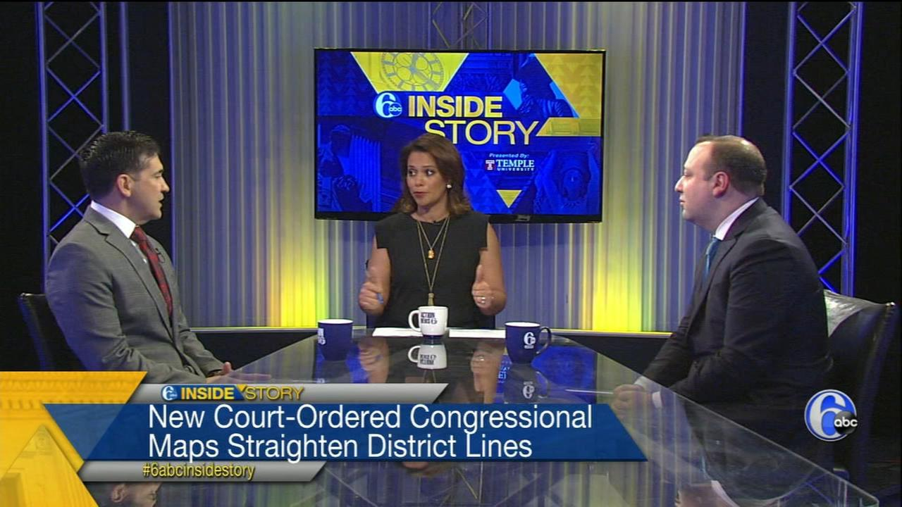 Inside Story Pt. 1: COurt-ordered congressional maps