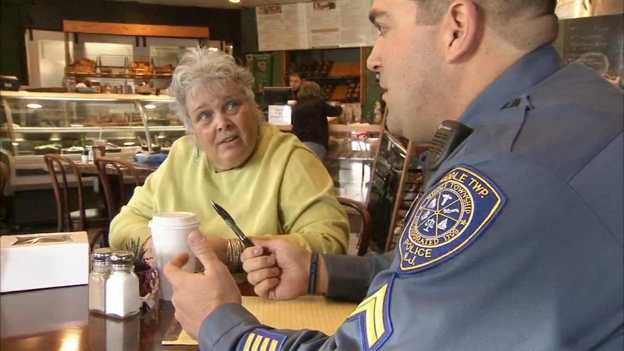 Middle Township police host Cops and Coffee