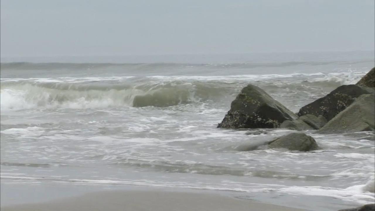 Coastal storm could eat up NJ beaches still under repair