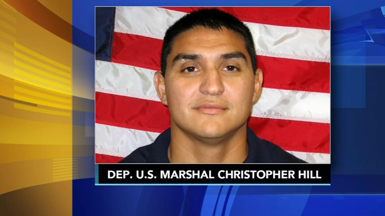 Officials: U.S. Marshal killed by friendly fire in Harrisburg