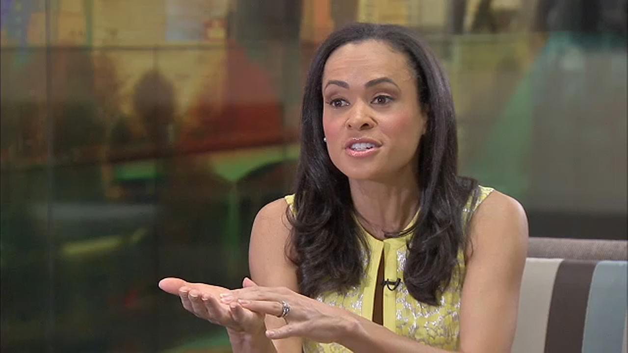 ABC correspondent Linsey Davis pens' children's book