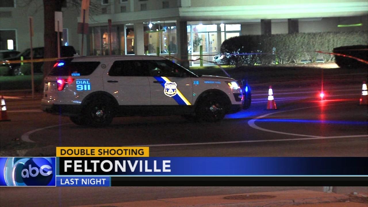 Double shooting in Feltonville