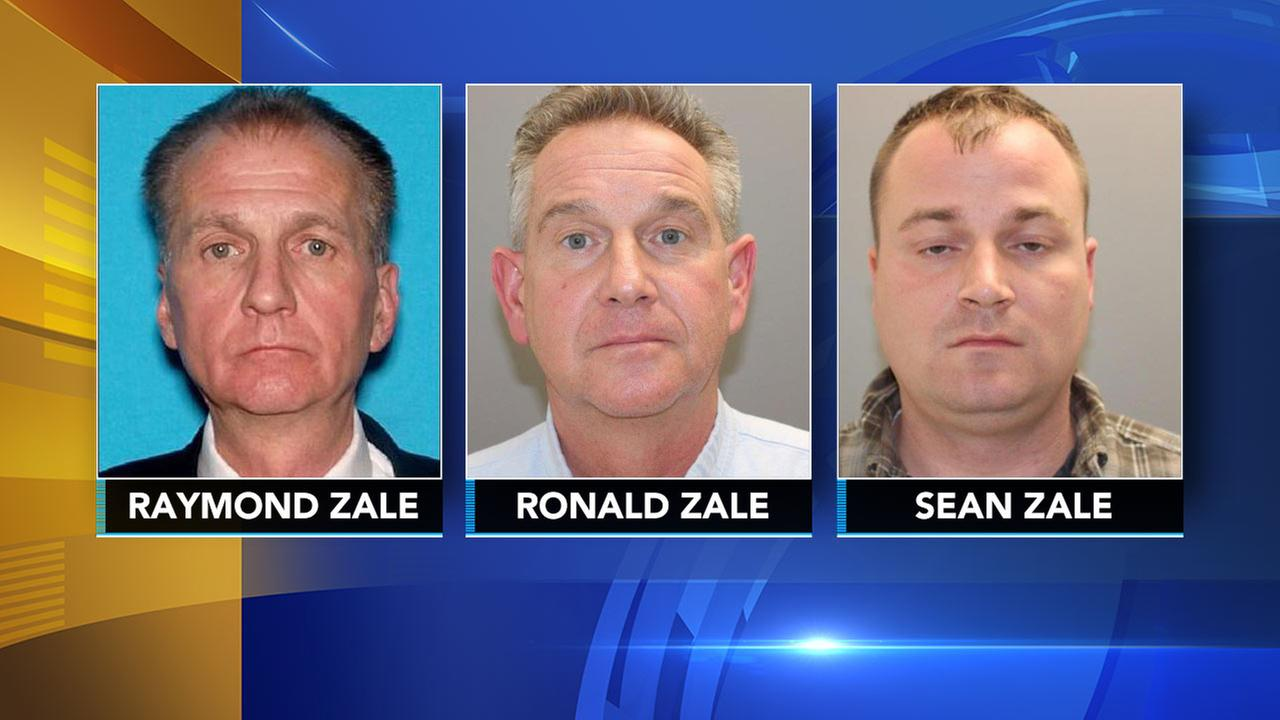 3 charged with $1.3 million theft from Moorestown, NJ funeral home