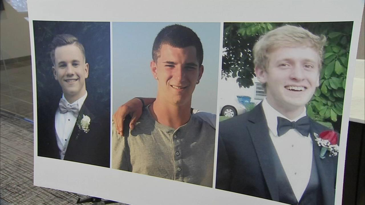Suspects parents sued over Bucks County murders