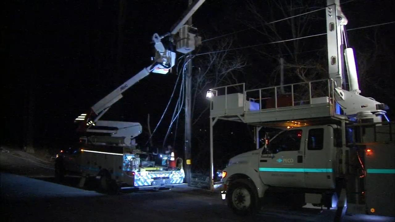 Many still without power as second noreaster approaches