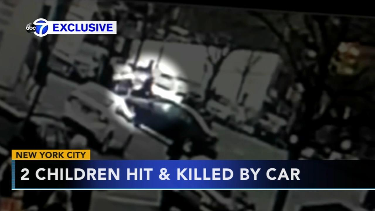 2 children hit, killed by car in NYC