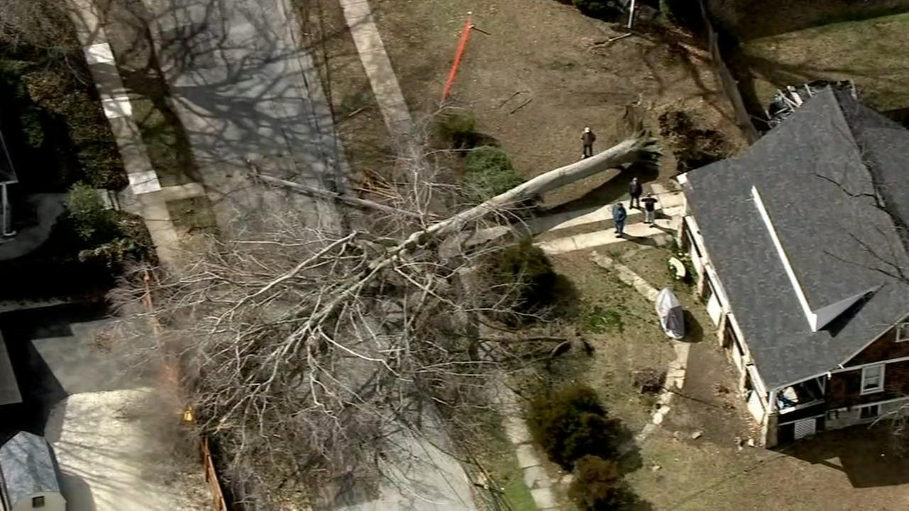 Urgency on cleanup, repairs with next storm coming