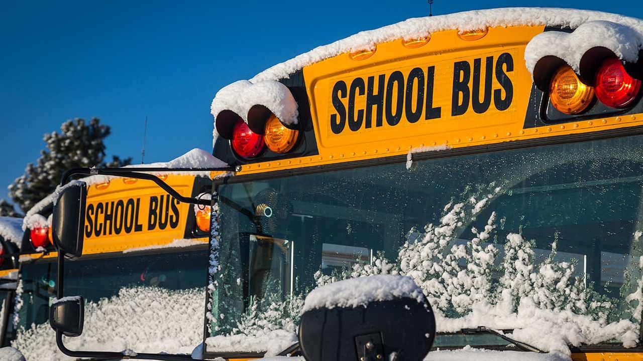Philadelphia schools closed on Wednesday due to snow