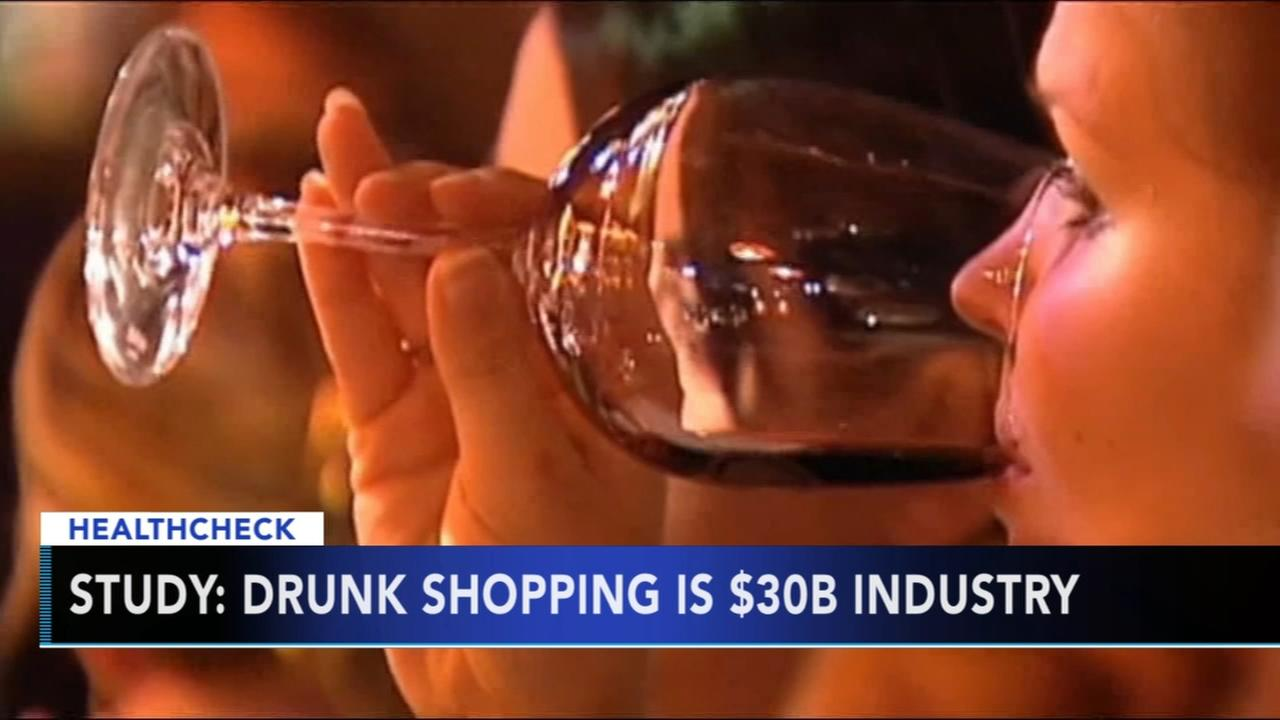 Study: Drunk shopping is a $30B industry