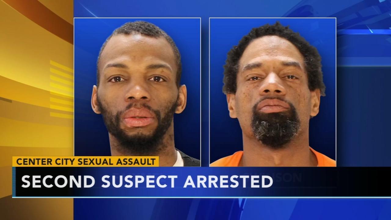 2nd sex assault suspect arrested