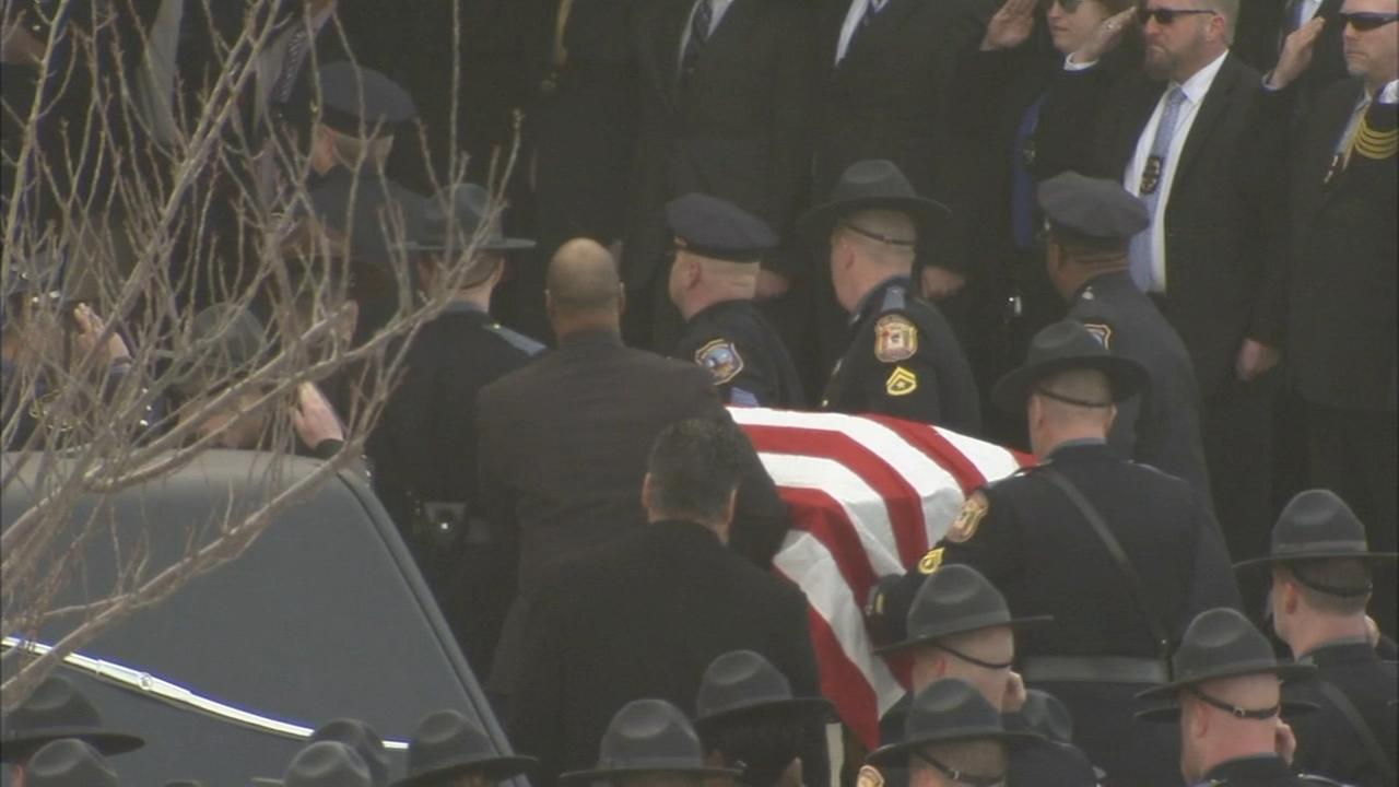 Funeral for Wilmington Police captain
