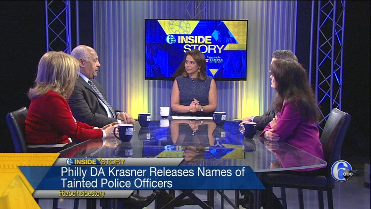 Inside Story Pt. 1: Tainted Philly cops names released