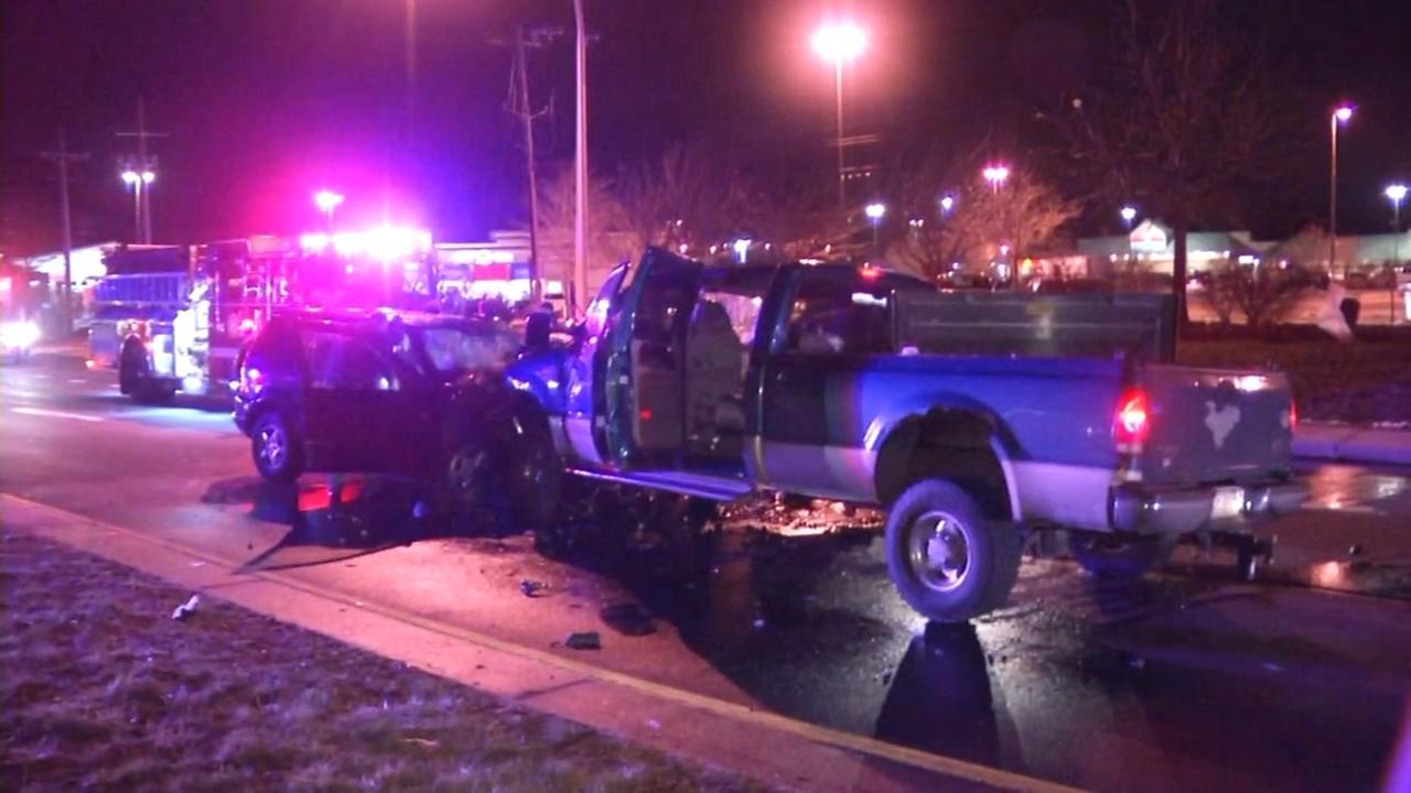 1 dead in head-on vehicle crash in Delaware