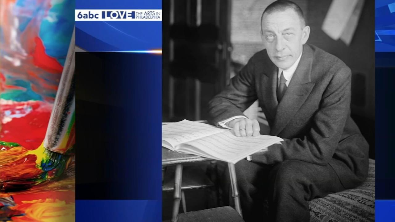 6abc Loves the Arts: Rachmaninoff tribute concert