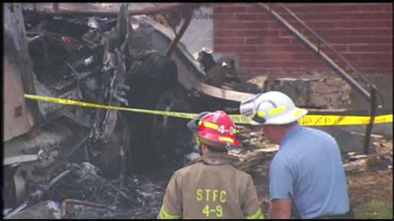 Two Chester County firefighters killed in crash
