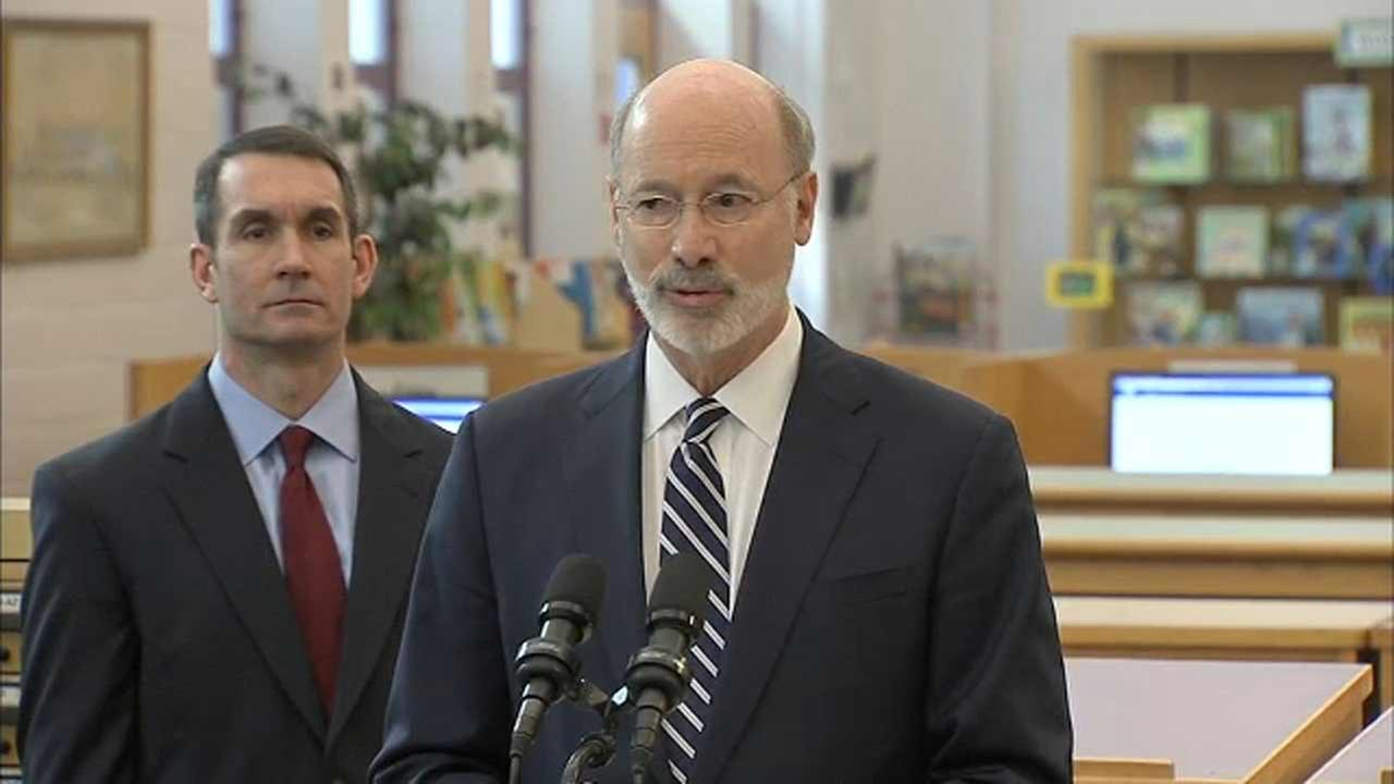 Task force to address school security issues in Pennsylvania