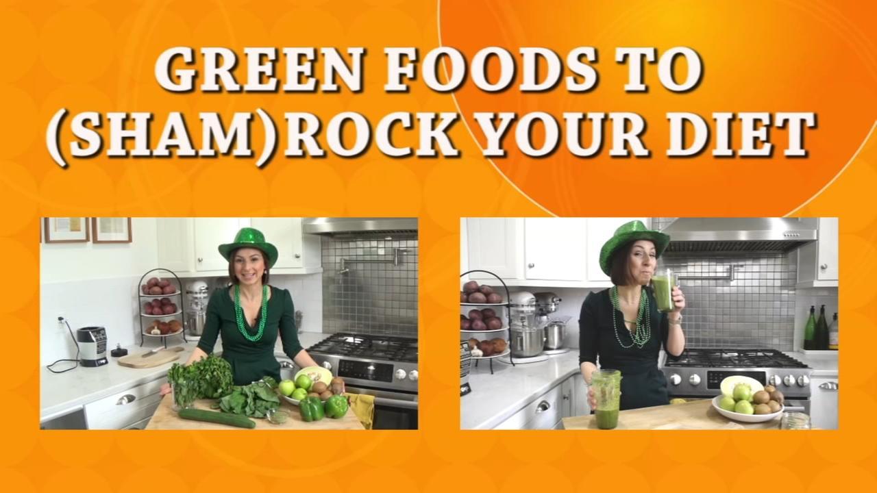 FYI Weekly Wellness Tip: Green Foods