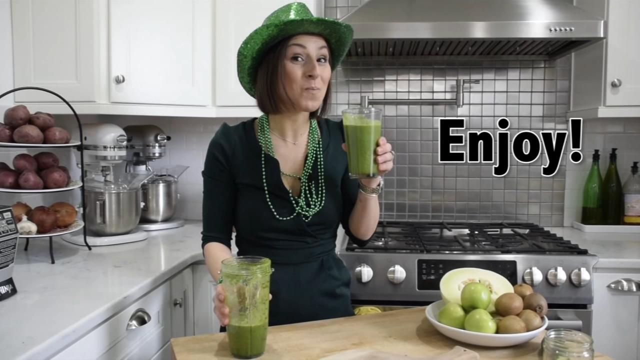 Weekly Wellness Tip: Green Smoothie Recipe