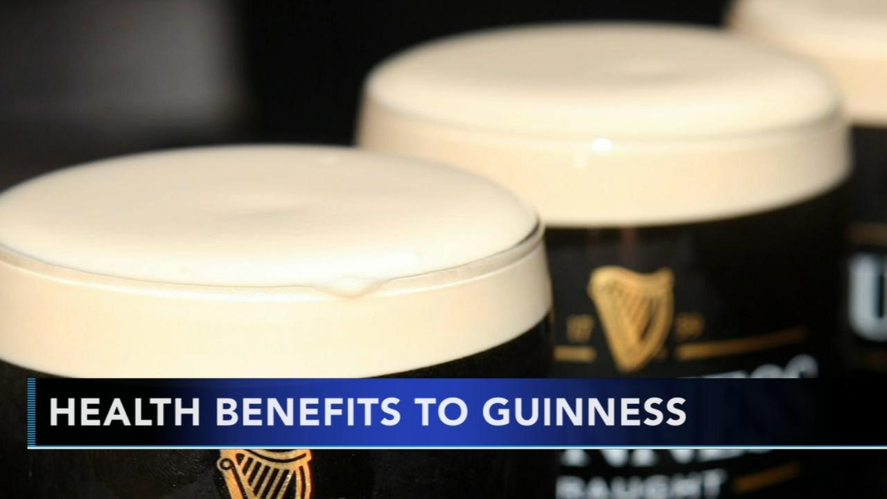 Is Guinness beer actually a healthy beverage?