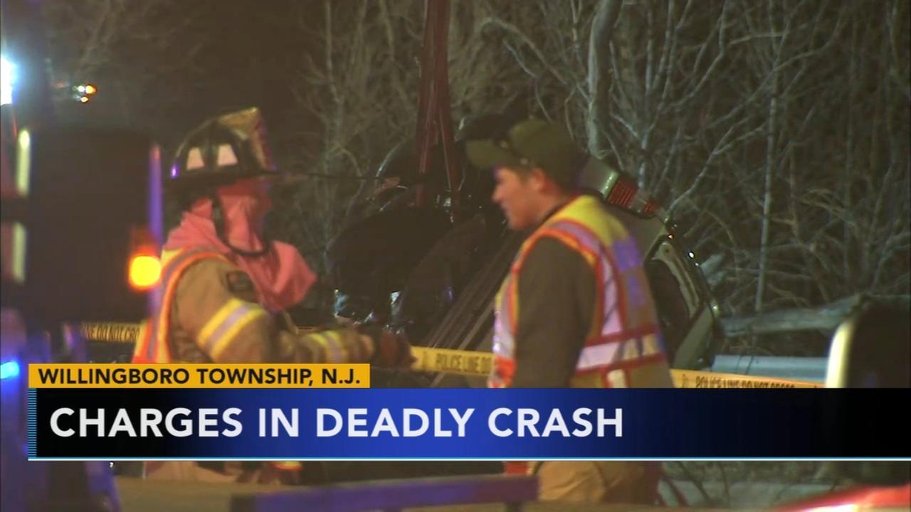 Man faces murder charges after fatal crash in Burlington Co.