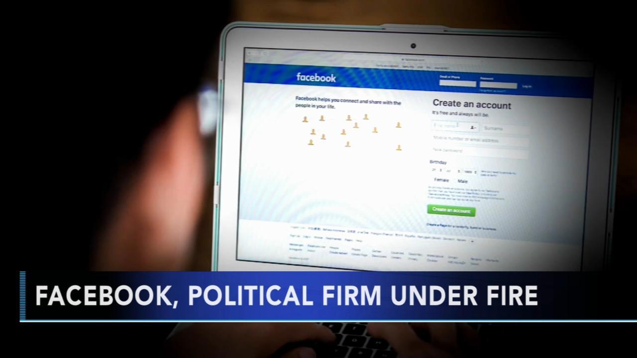 Trump-linked analytics firm Cambridge Analytica used stolen data, ex-employee says