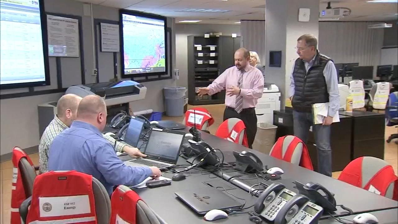 Chester County prepares for impending noreaster
