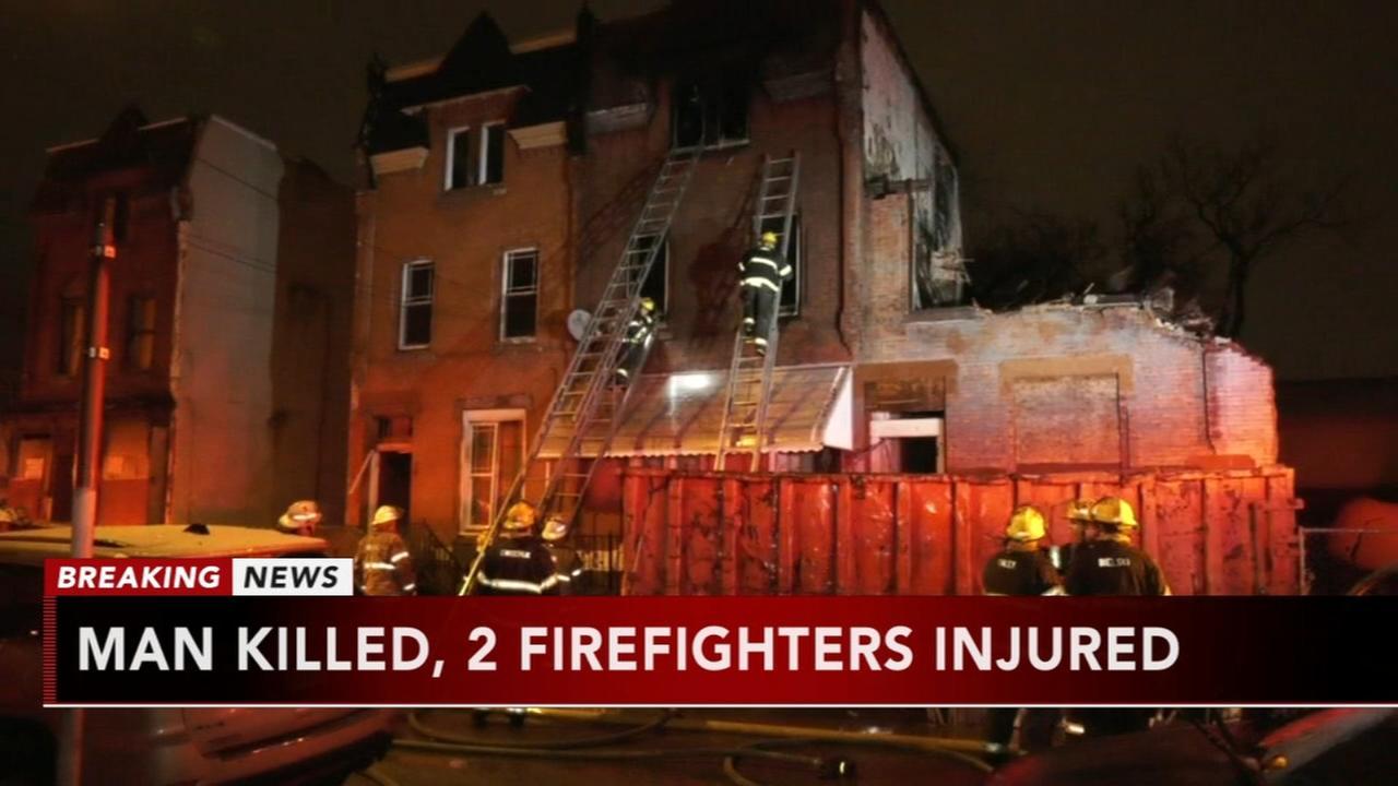 Deadly fire in North Philadelphia