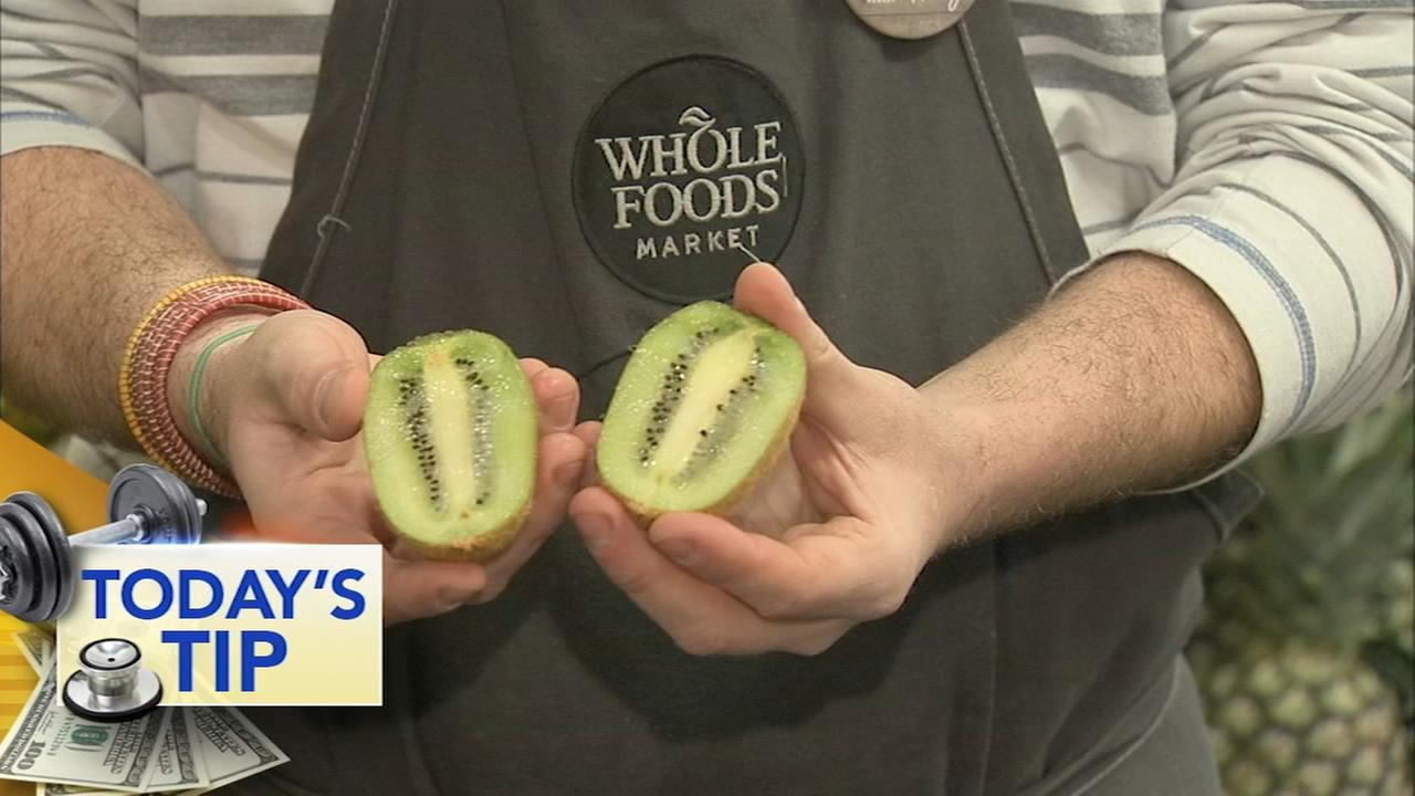 All about kiwi fruit - Todays Tip