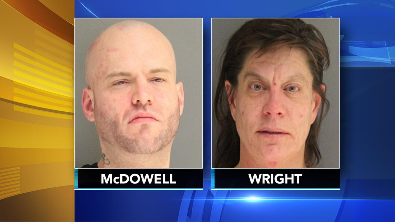 Police: 2 shoplifters unintentionally turn themselves in