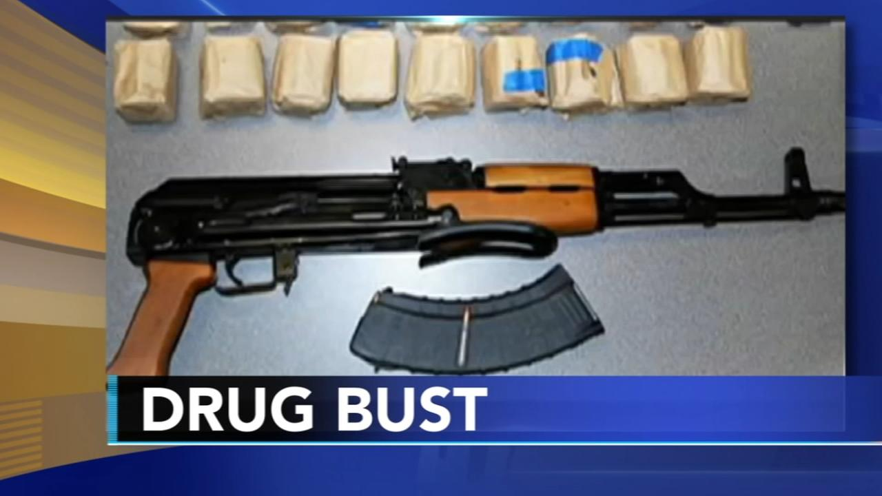 Reading police bust 20M drug ring
