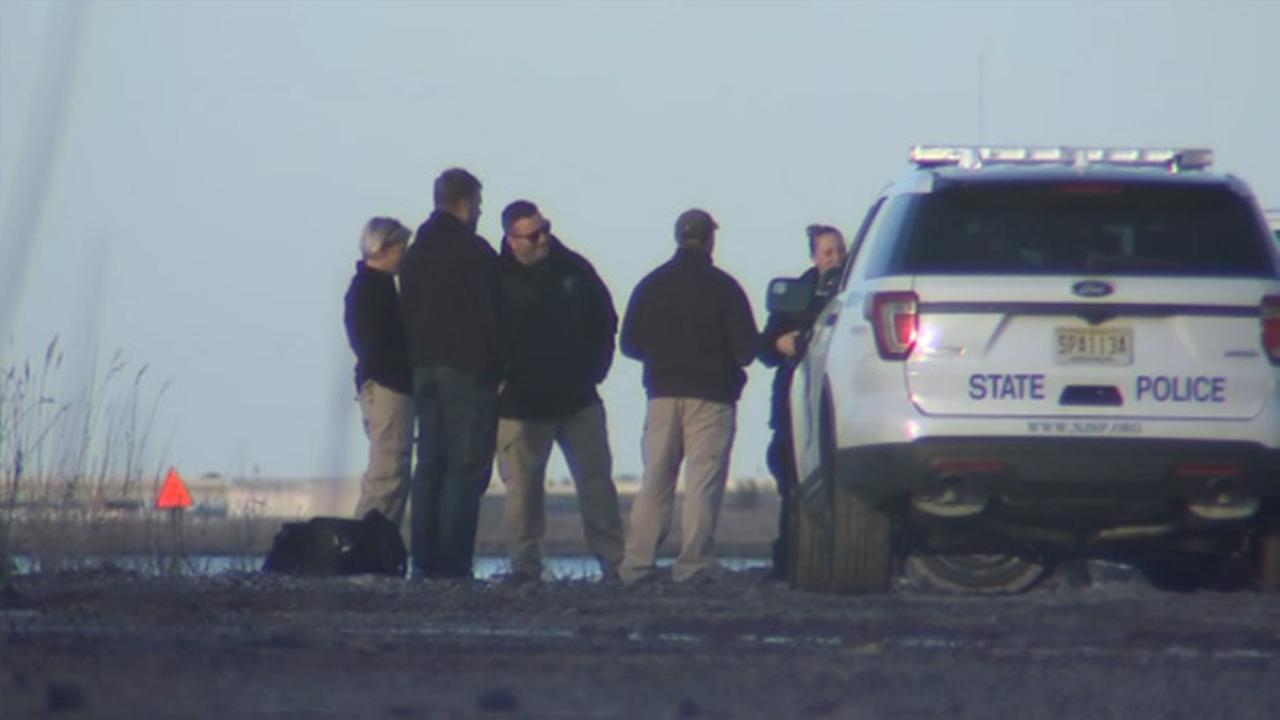 Body found on shore in Cape May County