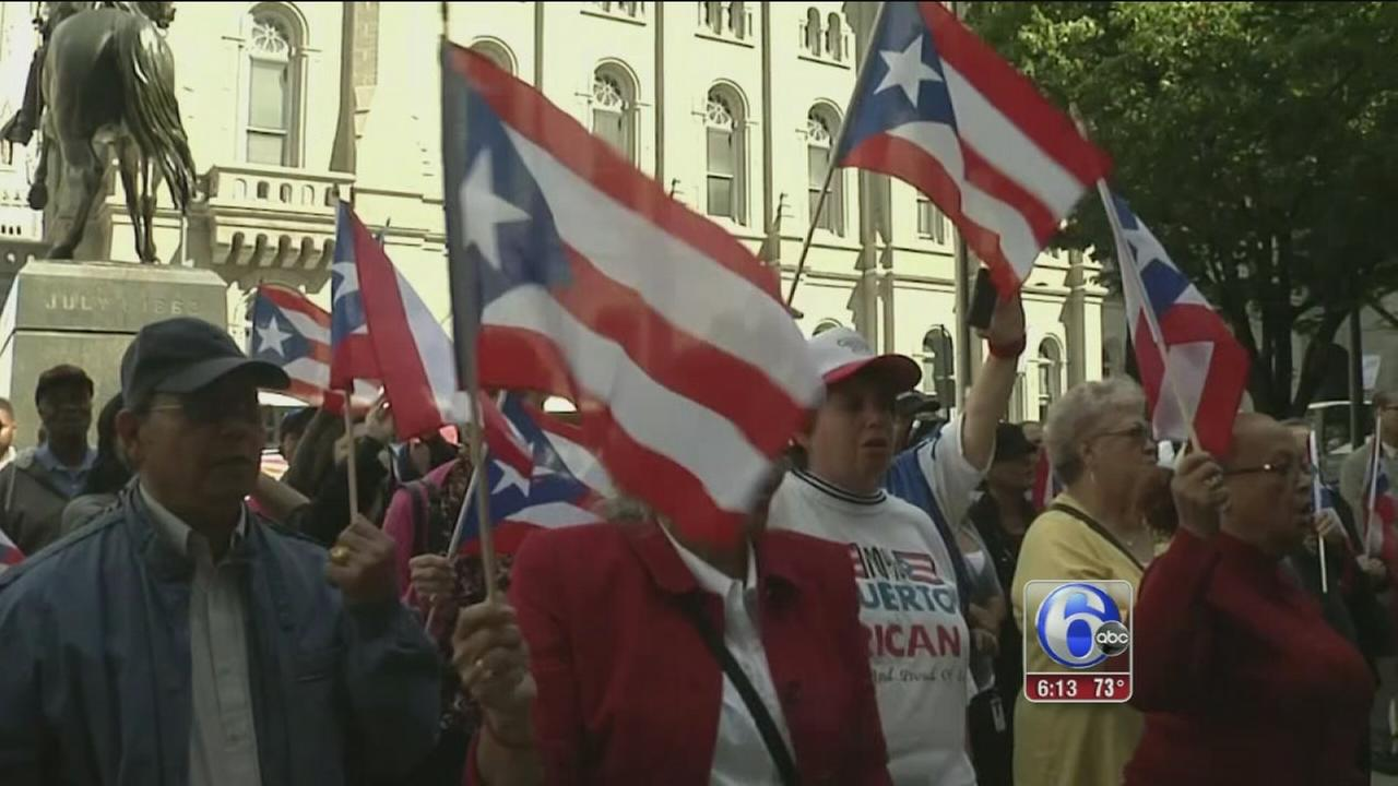 VIDEO: 52nd annual Puerto Rican Day parade preview