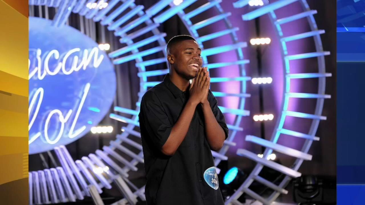 East Falls native heading to Hollywood on American Idol