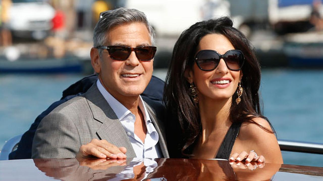Clooney and Amal married Saturday, Sept. 27, the actors representative said, out of sight of pursuing paparazzi and adoring crowds.