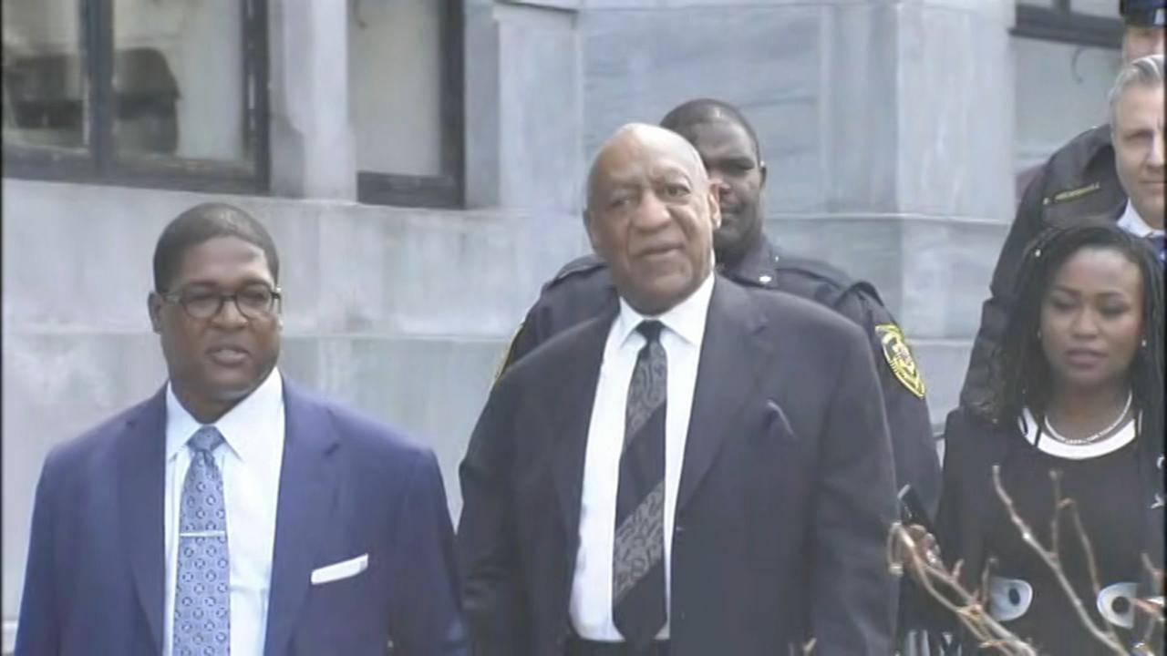 Cosby judge rejects demand to step aside over wifes work