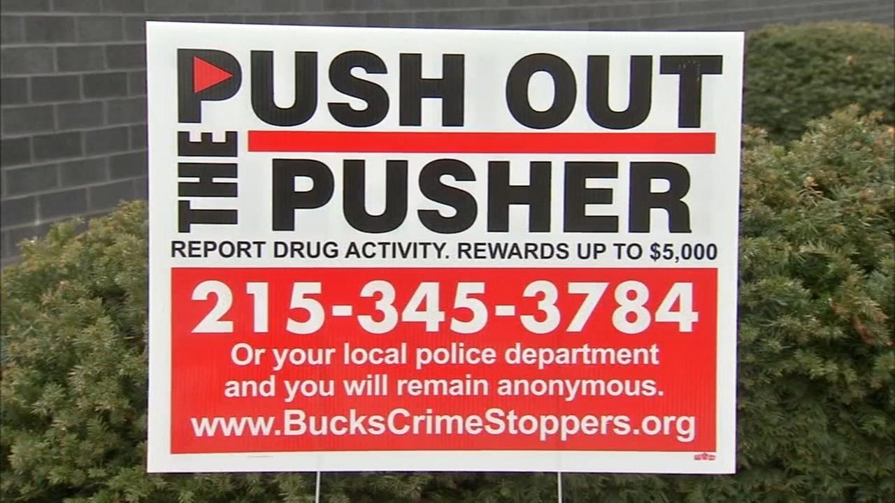 Campaign offers cash for tips on drug dealers