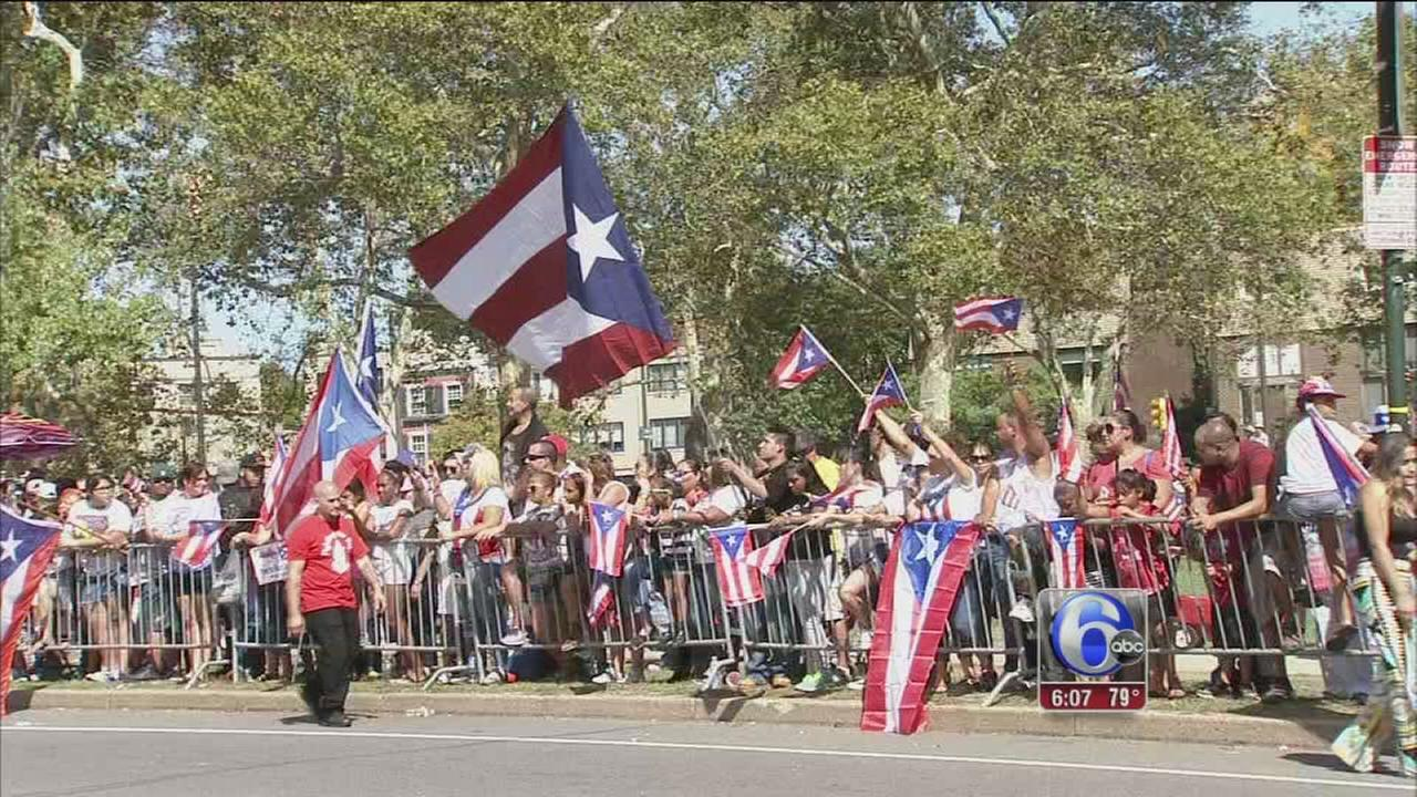 VIDEO: Fun. celebration at 52nd annual Puerto Rican Parade